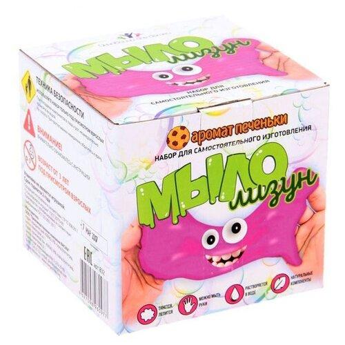 Инновации для детей Мыло-лизун Печенька (832) клоран гель для детей