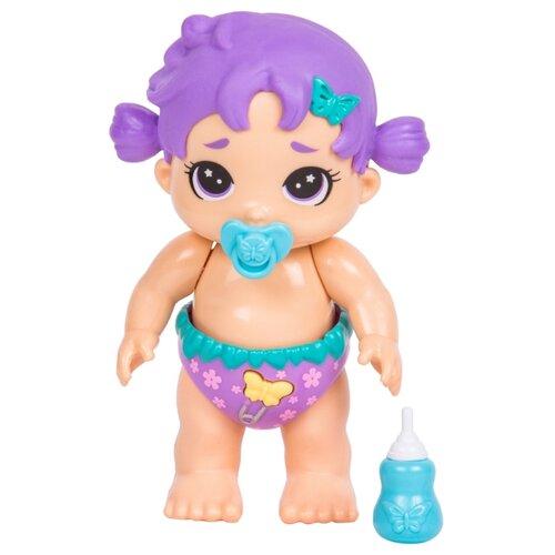 Купить Интерактивная кукла Moose Bizzy Bubs Полли Лепесток, 13 см, 28469, Куклы и пупсы