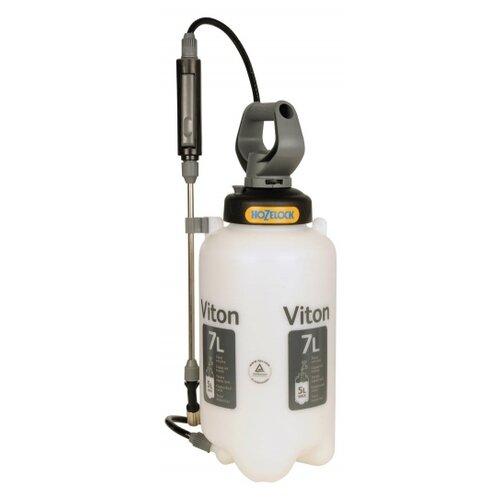 Опрыскиватель HOZELOCK Viton 5507 7 л белый/черный/серый