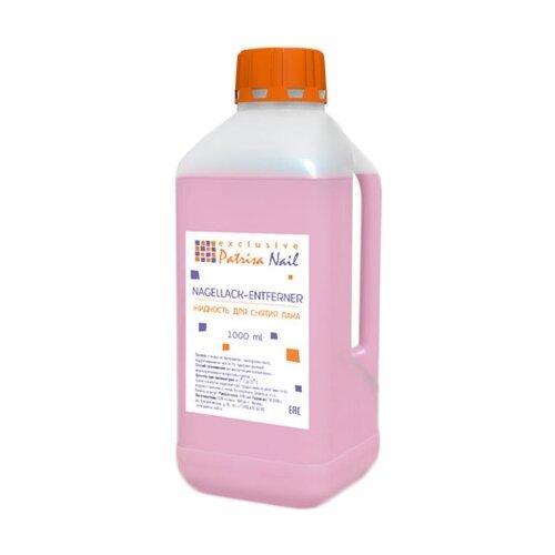 Patrisa Nail Жидкость для снятия лака без ацетона 1000 мл severina жидкость для снятия лака без ацетона 1000 мл