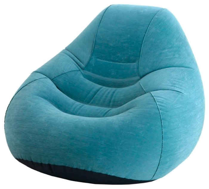 Надувное кресло Intex Deluxe Beanless Bag (68583)