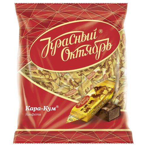 Конфеты Красный Октябрь Кара-Кум, пакет 250 г недорого