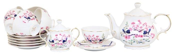 Чайный сервиз Elan gallery Райские птички