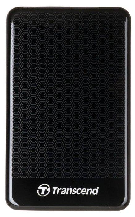 Внешний HDD Transcend StoreJet 25A3 1 ТБ