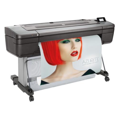 Фото - Принтер HP DesignJet Z9+ 44 Postscript (W3Z72A), черный принтер hp designjet z6 44 in