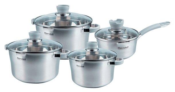 Набор посуды Rondell Favory RDS-743 ST
