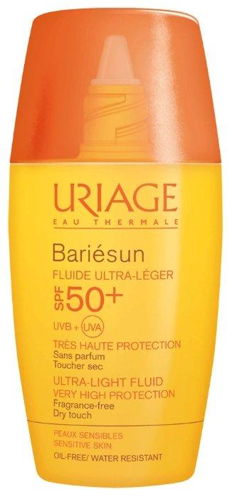 Uriage Bariesan ультралегкая эмульсия SPF 50