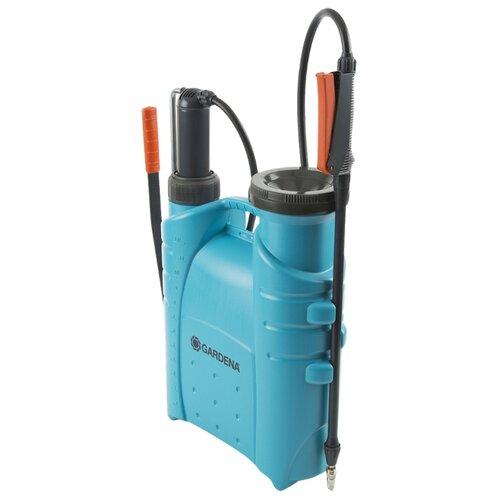 цена на Опрыскиватель GARDENA Comfort 884-20 12 л голубой/черный