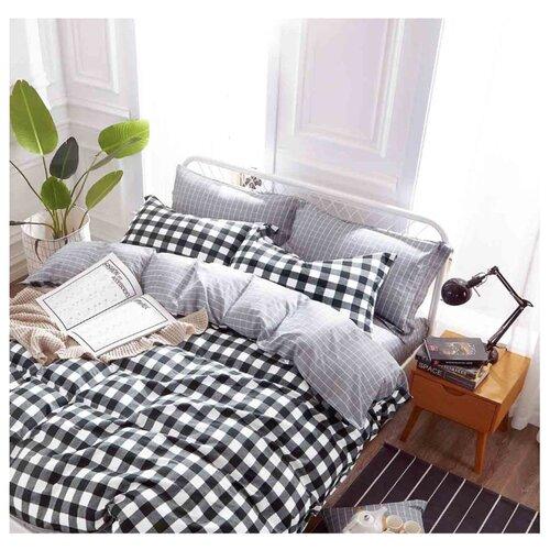 Постельное белье 1.5-спальное Guten Morgen 799 перкаль