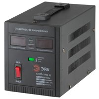 Стабилизатор напряжения ЭРА СНПТ-1000-Ц