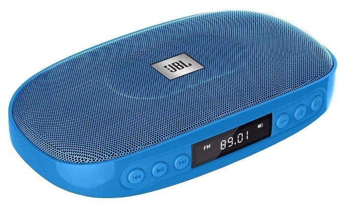 Портативная акустика JBL Tune blue