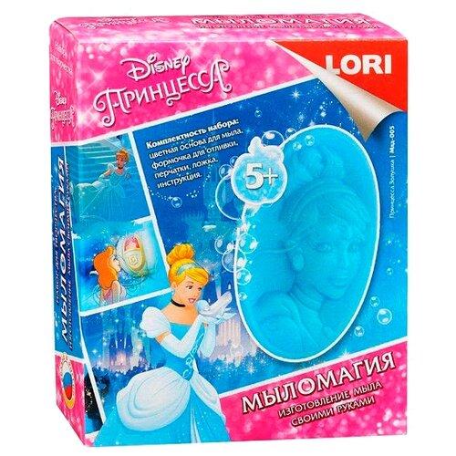 LORI МылоМагия Disney Принцесса Золушка (Млд-005)Наборы для мыловарения<br>
