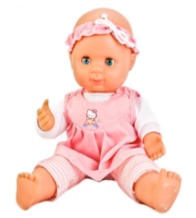 Интерактивный пупс Карапуз Hello Kitty, 32 см, BAE8599-HELLO KITTY