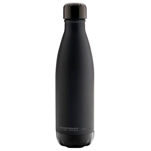 Термобутылка asobu Central park travel bottle (0,51 л) черный термос фляга asobu central park