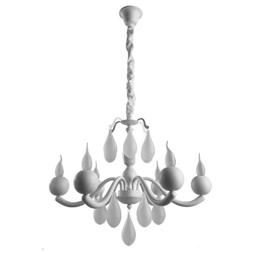 Люстра Arte Lamp Sigma A3229LM-6WH, E14, 240 Вт люстра arte lamp montmartre a3239lm 6wh e14 240 вт