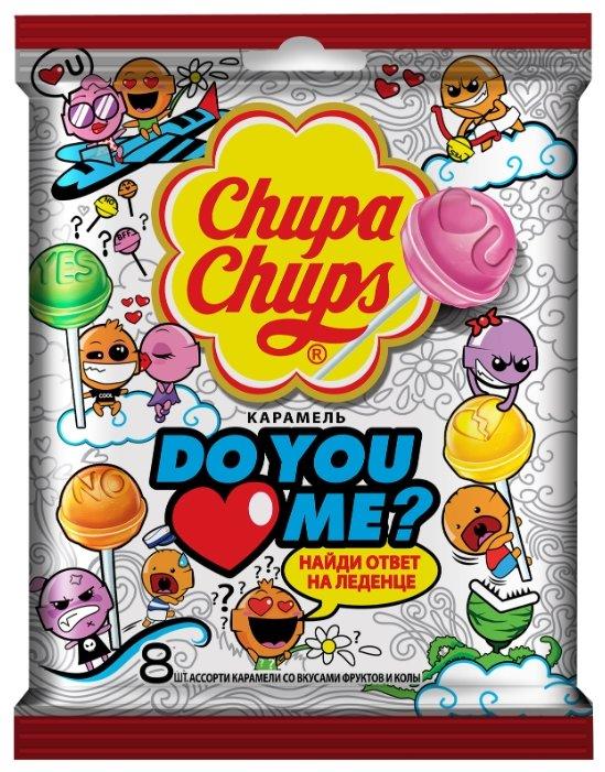 Карамель Chupa Chups Do you love me? 96 г