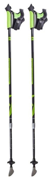 Палка для скандинавской ходьбы 2 шт. ECOS Телескопические Карбоновые AQD-B018