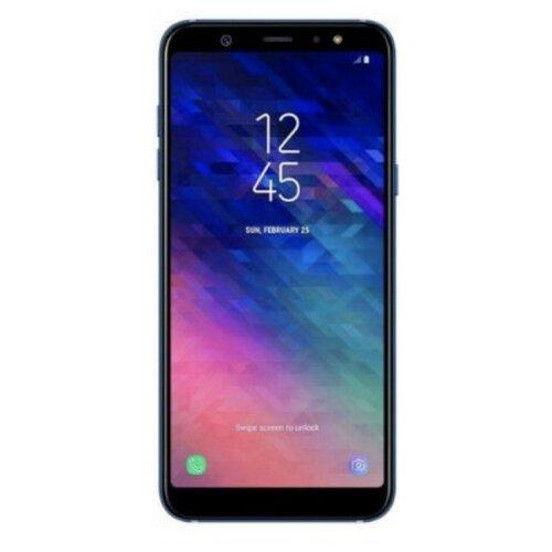 Смартфон Samsung Galaxy A6 32GB синий (SM-A600FZBNSER)