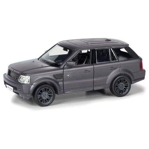 Внедорожник RMZ City Range Rover Sport (554007M) 1:32 матовый черный