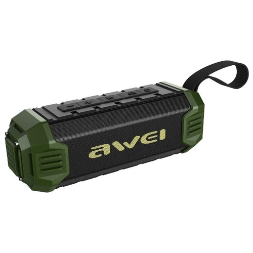 Портативная акустика Awei Y280 green