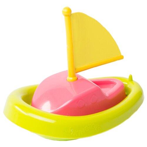 Купить Игрушка для ванной Viking Toys Парусный кораблик (81190), Игрушки для ванной