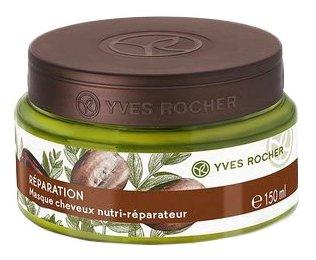 Yves Rocher Экспресс-маска для восстановления с жожоба и каритэ