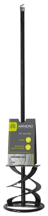 Насадка-миксер для перфоратора SDS-plus Armero A241/106 100x600 мм