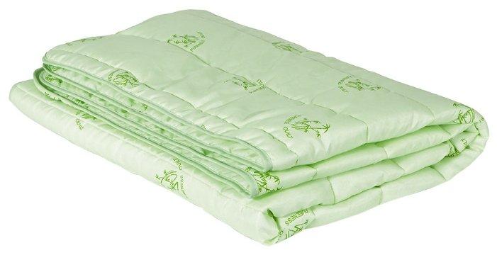 Одеяло 140х205 см бамбук/полиэстер стеганое
