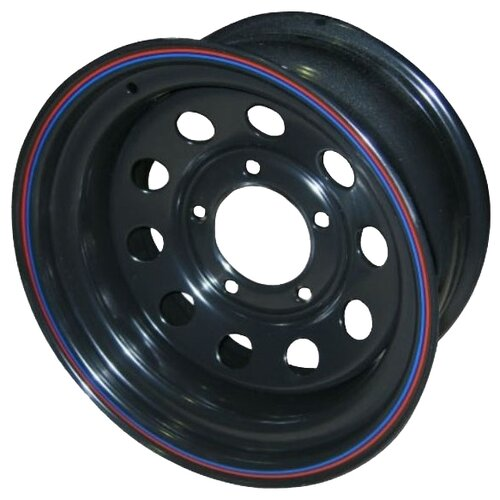 Колесный диск OFF-ROAD Wheels 1680-53910BL-3 8х16/5х139.7 D110 ET-3