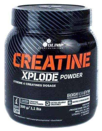 Креатин Olimp Xplode Powder (500 г)