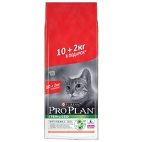 Корм для кошек Purina Pro Plan Sterilised feline rich in Salmon dry