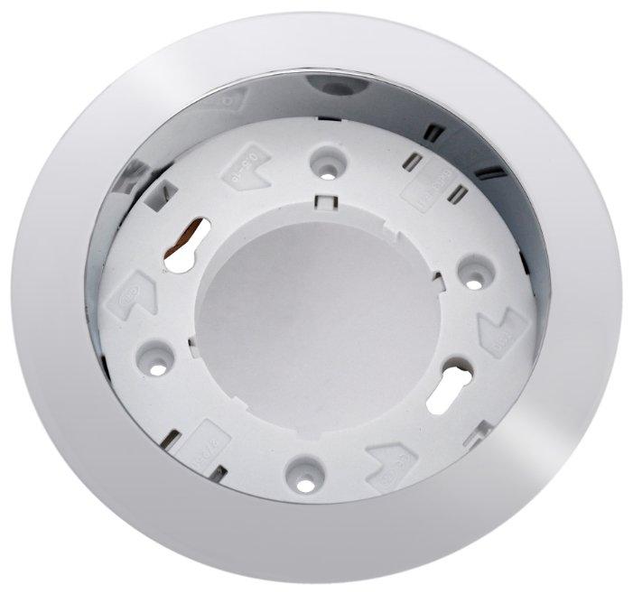 Встраиваемый светильник De Fran FT 9215 ch m, хром