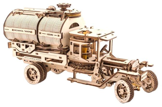 Сборная модель UGEARS Автоцистерна,