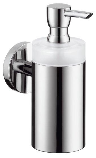 Дозатор для жидкого мыла hansgrohe Logis 40514000/40514820