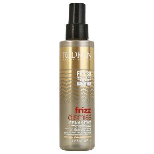 Redken Frizz Dismiss Несмываемая сыворотка для нормальных и плотных волос, 125 мл redken frizz dissmiss shampoo
