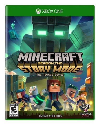 TellTale Games Minecraft: Story Mode - Season Two