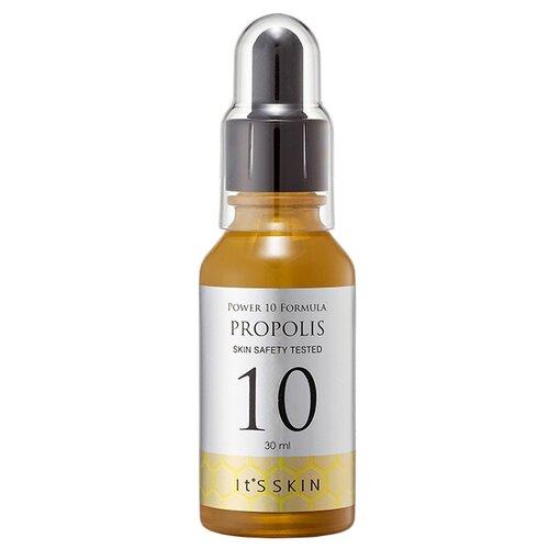 It'S SKIN Power 10 Formula Propolis Успокаивающая сыворотка для лица, сокращение акне, 30 мл atb lab сыворотка успокаивающая 30 мл