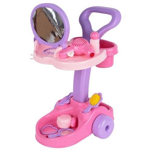 Купить Салон красоты Полесье Диана №1 в коробке Palau Toys (36629), Играем в салон красоты