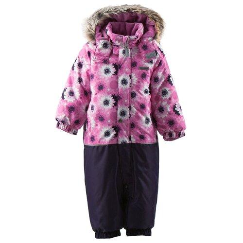 Купить Комбинезон KERRY FUN K18409 размер 80, 1270 розовый/бежевый, Теплые комбинезоны