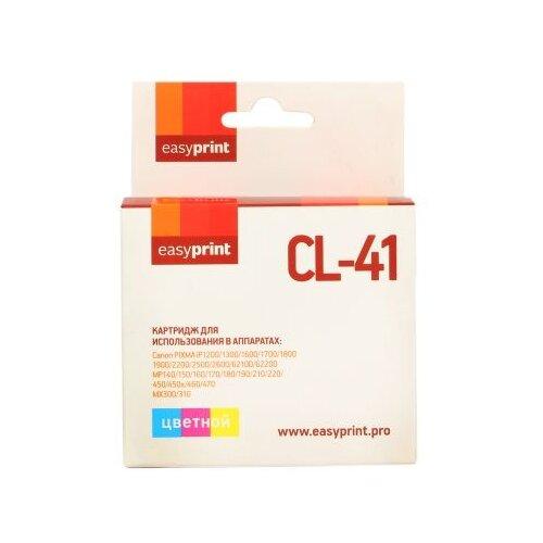 Фото - Картридж EasyPrint IC CL41, совместимый картридж easyprint ic pgi450bk xl совместимый