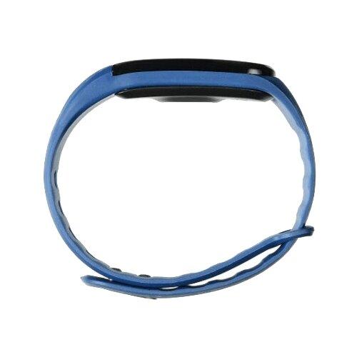 Умный браслет Lime 116HR, синий