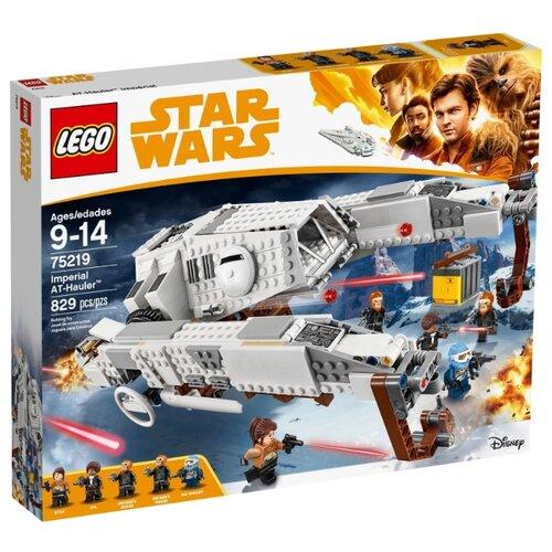 Конструктор LEGO Star Wars 75219 Имперский шагоход-тягачКонструкторы<br>