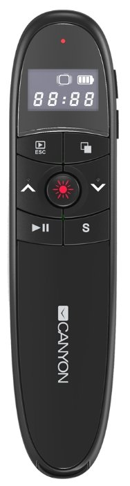 Мышь Canyon CNS-CP03 Black USB