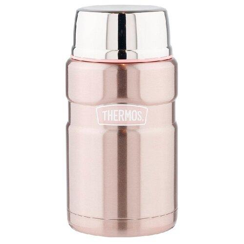 Термос для еды Thermos SK-3020, 0.71 л розовый