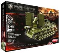 Конструктор Zormaer World of Tanks 65218 C-51
