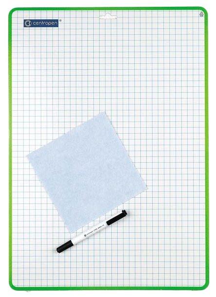 Доска для рисования centropen двухсторонняя (7789)