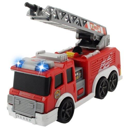 Пожарный автомобиль Dickie Toys 3302002 15 см красный цена 2017