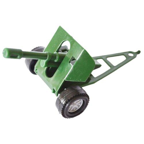 Купить Пушка Форма Патриот (С-104-Ф) 12 см зеленый, Машинки и техника