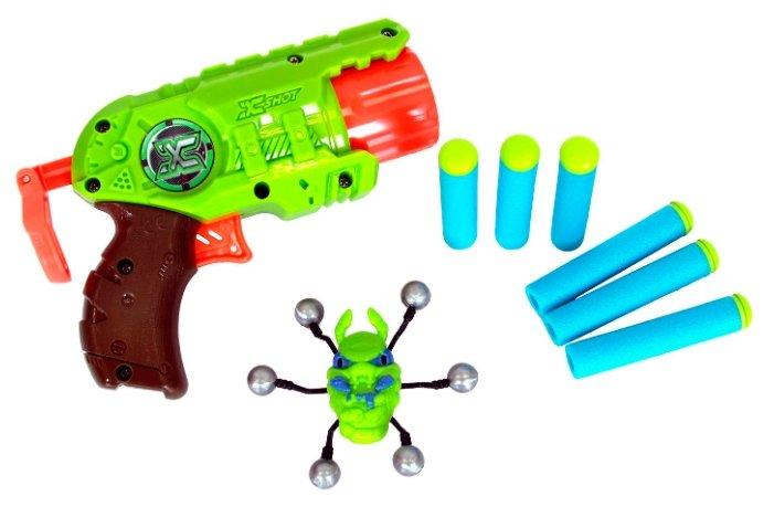 Бластер X-shot Bug Attack (4815)