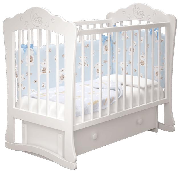 Кроватка Можгинский лесокомбинат Амалия